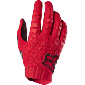 Fox Sidewinder Gloves Men bright red